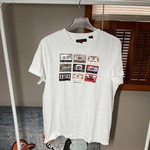 Ben Sherman Cassette T-Shirt